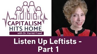Capitalism Hits Home: Listen Up Leftists, There's a Class Revolution in the Household - Part 1