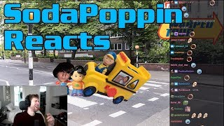 """Sodapoppin Reacts to """"Who Is Mitch Jones?"""" With 20,000 Viewers"""