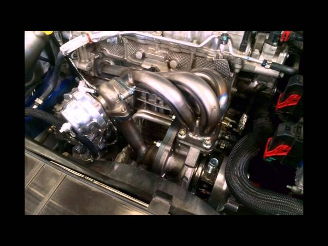 Road Race Motorsports Part 1: Turbo System for the 2.4l ...