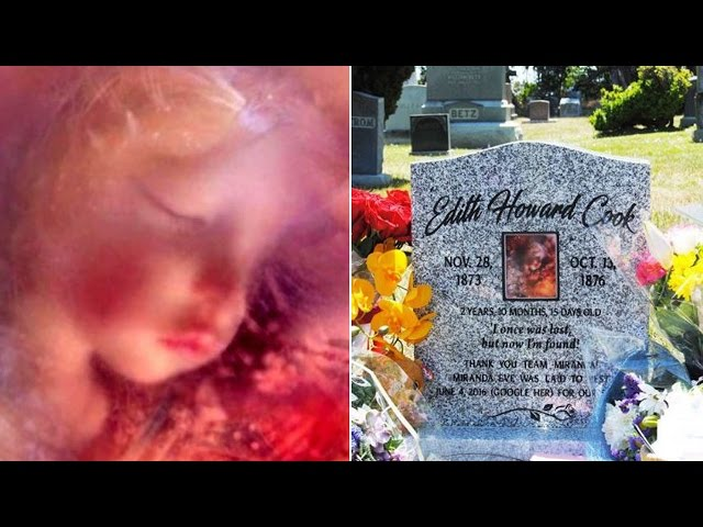 Child Found Preserved in Coffin From 1800s Gets Headstone With Her Real Name