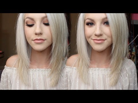 Getting Ready ♡ Makeup For Blue Eyes Youtube