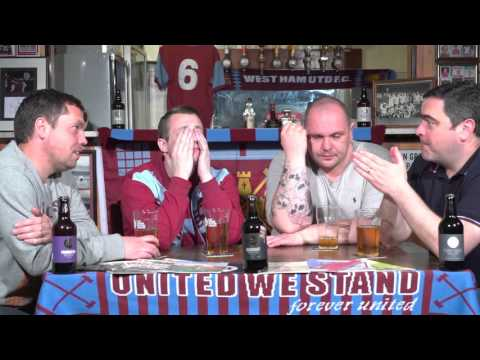 West Ham 1 Manchester United 2   FA CUP Post Match Pint