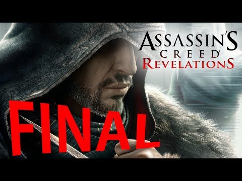 Assassin's Creed Revelations - FINAL ÉPICO [ Playthrough em PT-BR ]