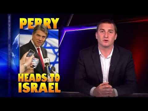 Rick Perry's Trip to Israel: Running for President in 2016?