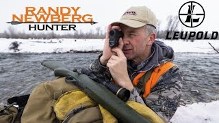 How the Leupold Rangefinder (TBR) Works - by Randy Newberg