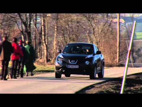 Nissan Juke 1.6 TEKNA - Weekend Magazin Autotest