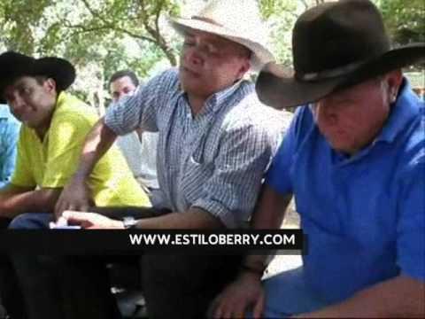 Jorge Guerrero y el Cholo Valderrama