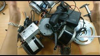 bộ phụ kiện chế xe điện các loại  - video review sản phẩm số 45