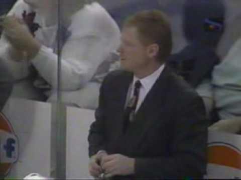 1997-98 NJ Devils @ Pittsburgh Penguins, Coach Pulls Goalie