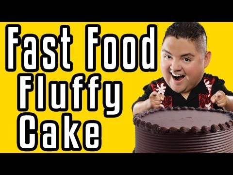 Fast Food Fluffy Cake - Epic Meal Time
