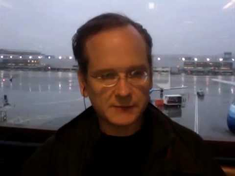 Lessig on Supreme Court Campaign Finance Decision: Change Congress Video Music Videos