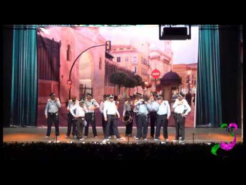 MÁLAGA COAC 2014 PRELIMINARES - ESTOY PA UNA BULLA