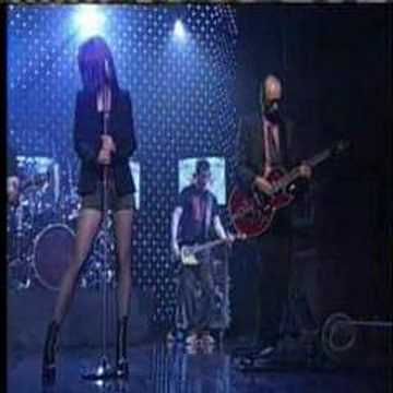Garbage - Bleed like me (live Letterman 2005)