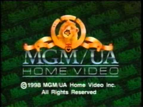 Metro-Goldwyn-Mayer (1986) Logo (With MGM/UA 1998 Copyright Screen)