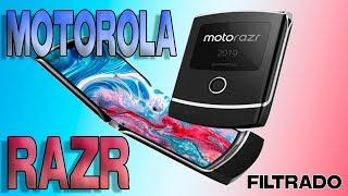 MOTOROLA RAZR filtrado 👀 primer gama media con pantalla plegable y precio sorprendente 😳