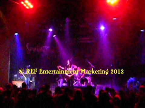 CARLOS CAVAZO Introduction by TODD KERNS Las Vegas Copyright REF Entertainment Marketing 2012