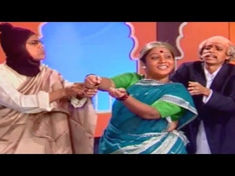 Yada Kadachit, Comedy Marathi Natak, Scene Part 2 - 3 11 video