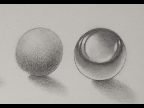 How to Draw Textures - How to Draw Spheres