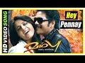 Vambu Tamil Movie | Scenes | Hey Pennay Song | Nagarjuna Threatens Pradeep Rawat | Sathya Prakash