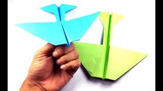 Faster Origami Plane, New Super  Cool Paper Plane, Easy to made
