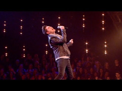 The Voice UK 2013 | Karl Michael performs Apologize - The Knockouts 2 - BBC One
