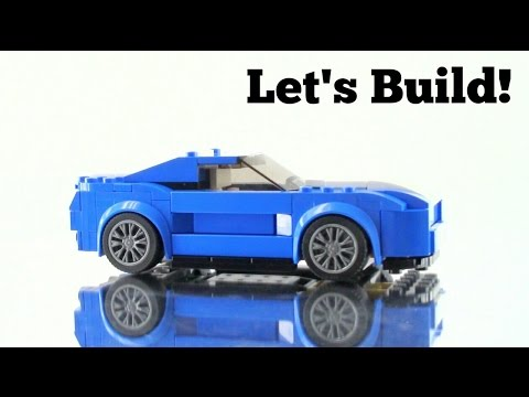 LEGO Ford Mustang GT 75871   Let's Build!