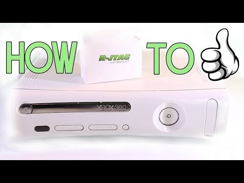 How To R-JTAG your Xbox 360 ! - Part 1 - The Basics ! [HD]