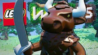 Lego Worlds | THE CHOCOLATE MINOTAUR!! [#8]