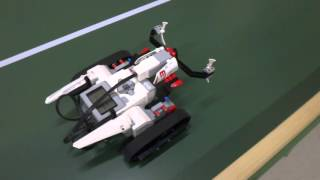 LeGo EV3. Retos Básicos. Motores