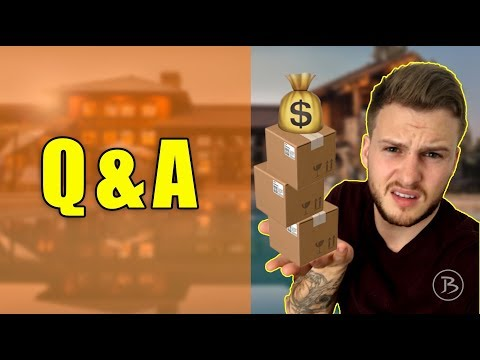 Q&A LIVE STREAM - FIRST OF MANY! AMAZON FBA - AFFILIATE MARKETING - YOUTUBE AND MORE!