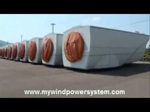 Five Megawatt Turbine Installed Offshore | Renewable Energy News