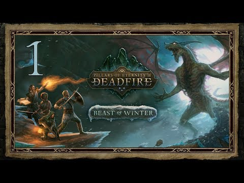 Pillars of Eternity II: Deadfire (Beast of Winter DLC) ★ 1: Льдина