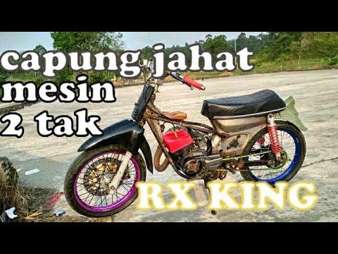 #clasik #bengkulu Riview Capung Jahat |capung Mesin Rx King 2 Stroke