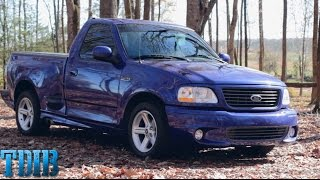 Ford Lightning Review!- The Powerful Sketchy Sleeper Truck!