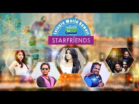 Yureni's Talk Show at Starfriends Leisure World Sawari