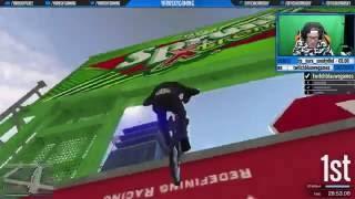 DE ONMOGELIJKE BMX RACE! (GTA V Online Funny Race)