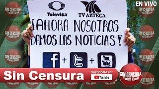 EN VIVO #Calderón y #VicenteFox quieren reunión con #AMLO, #Lozoya prófugo y #PRI con miedo6/13/2019