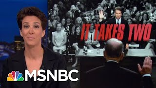 Democrats Aim For Potential Cracks In GOP Support For Brett Kavanaugh | Rachel Maddow | MSNBC