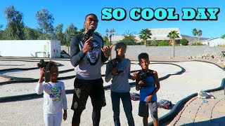 So Cool Land Family Rc Race