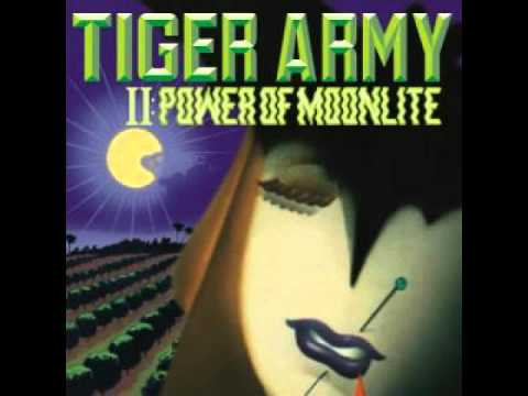 Tiger Army - Prelude Call Of The Ghost Tigers