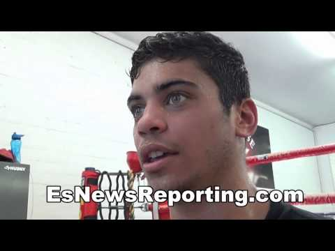 dad for manny pacquiao son for floyd mayweather -  esnews boxing