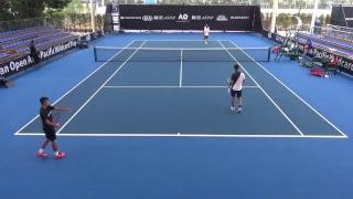 Australian Open, Уайлд-кард : Вашингтон