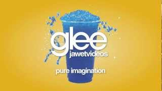 Watch Glee Cast Pure Imagination video