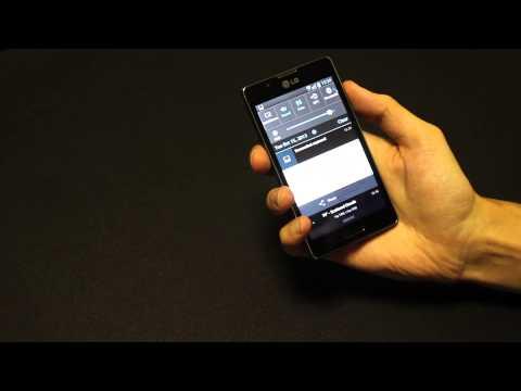How to Take a Screenshot on LG Optimus L7