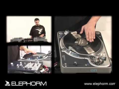 Le babyscratch par DJ Eanov - Tutoriel Elephorm
