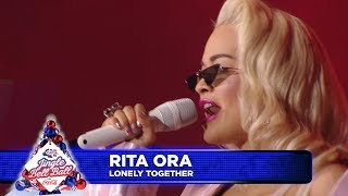 Rita Ora 39 Lonely Together 39 Live At Capital 39 S Jingle Bell Ball 2018