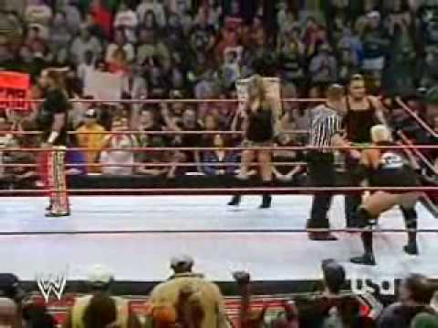 Shawn Michaels & Jeff Hardy vs Randy Orton & Mr. Kennedy 1/2 Video