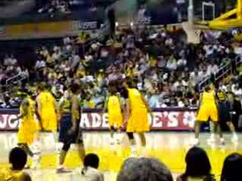 Candace Parker Rebounds, Drives, Scores vs. The Sun 06-13-08 Video