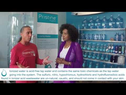 PristineHydro: What's Wrong with Your Water? Ionizers, Reverse Osmosis and Acid Rain Exposed!