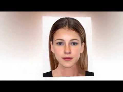 Most beautiful faces in the world? Scientists use e-fits to create the most attractive man and woman